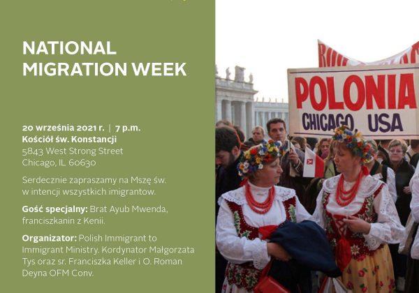 National Migration Week